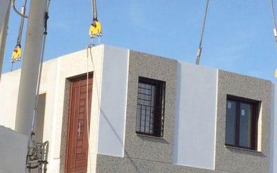 Andece Técnico destaca nuestro sistema de construcción MDR