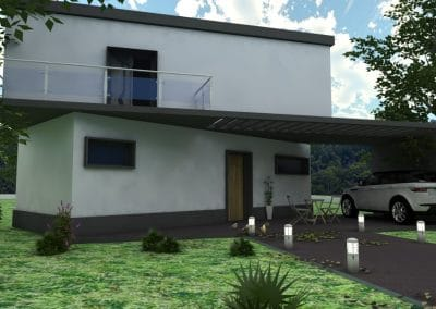 Modelo Eco Bungalow