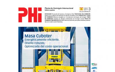 Los Módulos WorldMetor en la última edición de la revista PHI