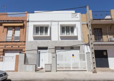 Vivienda Unifamiliar Tres Plantas (Sevilla)